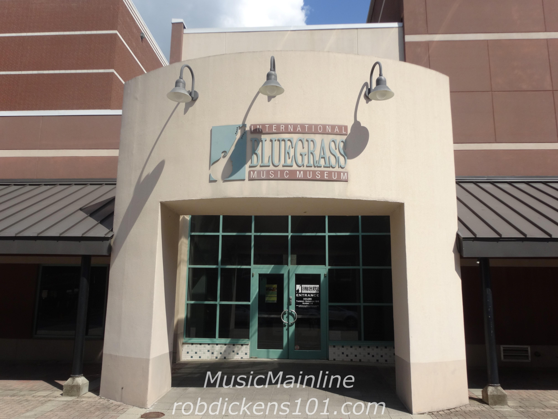 The International Bluegrass Music Museum