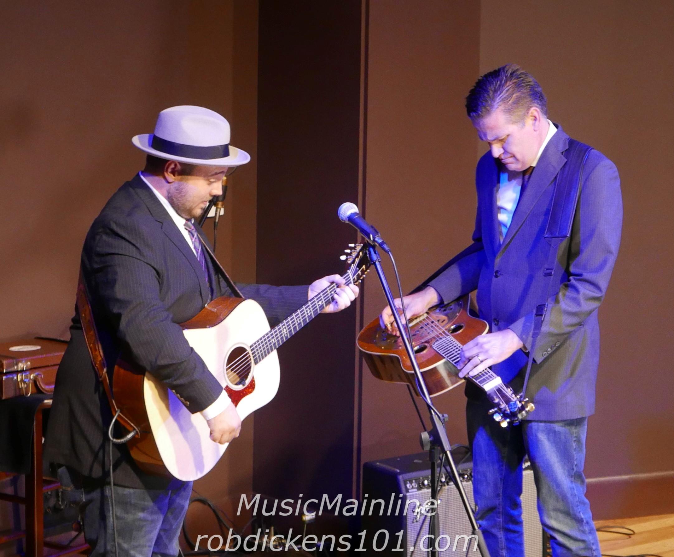 Rob Ickes and Trey Hensley Live
