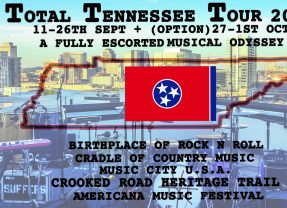 The Total Tennessee Tour Is Waiting To Take You Away – Join Me