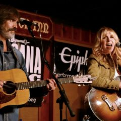 Larry Campbell and Teresa Williams Share Contraband Love